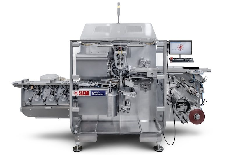 Sacmi unveils its latest sustainability-focused wrapping machine series