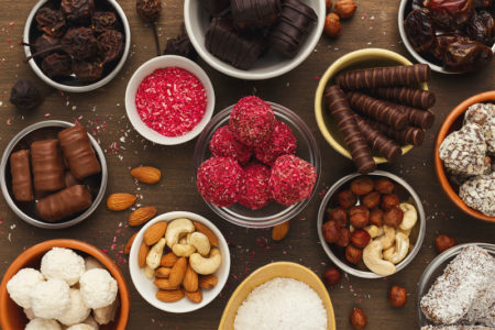 Research reveals plant-based confectionery trends continue rapid rise