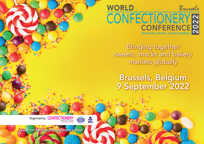Announcing World Confectionery Conference 2022