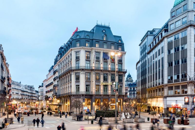 The World Confectionery Conference set for the Grand Place in Brussels