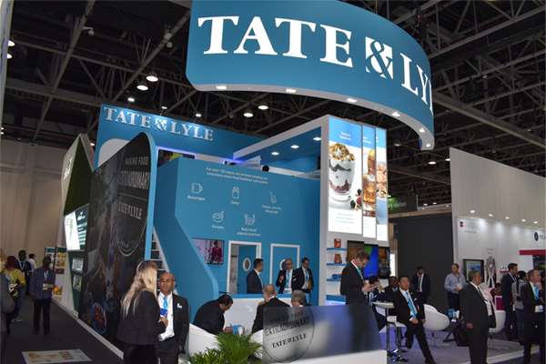 Tate & Lyle reports challenging market conditions for industry ingredients and solutions